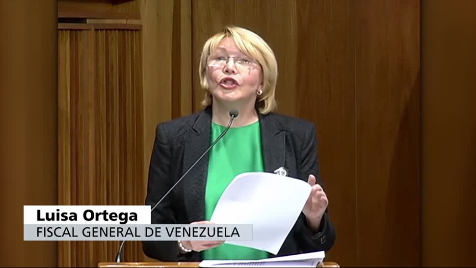 Tribunal Supremo, Venezuela, Fiscal General, Luisa Ortega, Nicolás Maduro