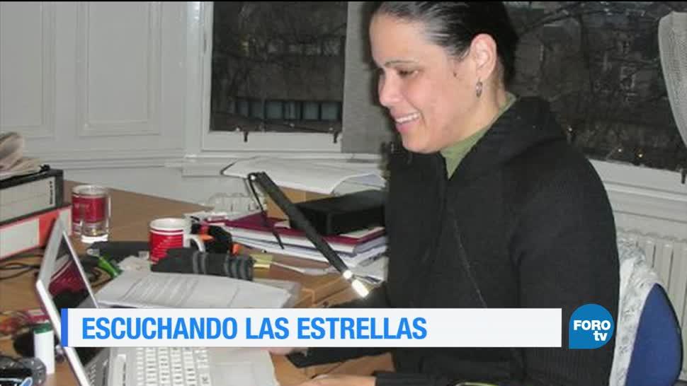 historia, Wanda Díaz, astrofísica, estrellas