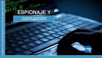 noticias, forotv, Espionaje, corrupción, Luis Fernando García, Defensa de los Derechos Digitales