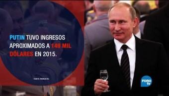 noticias, forotv, Putin, hombre más rico del mundo, Vladimir Putin, persona más poderosa