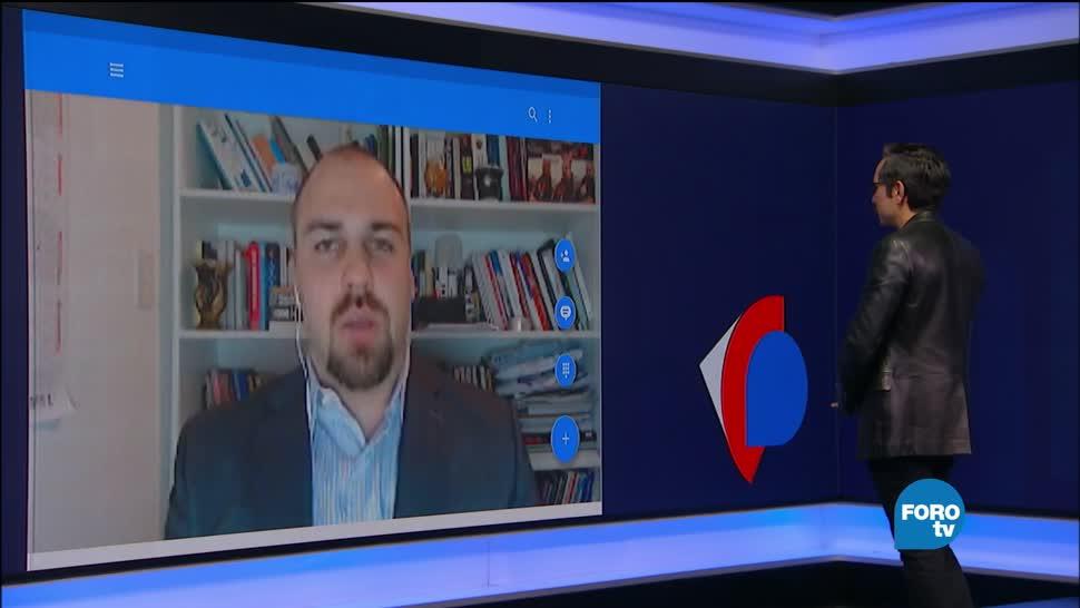 noticias, forotv,Genaro Lozano, entrevista, Andrei Serbin, Cristina Fernández