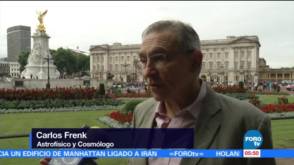 noticias, forotv, Quién es Carlos Frenk, astrofísico y cosmólogo mexicano, Carlos Frenk, reina Isabel II
