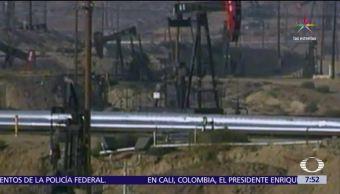 noticias, teelvisa, Trump, anuncia oleoducto, EU hacia México, abajo del muro
