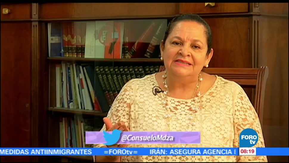 Consuelo Mendoza, Unión Nacional, Padres de Familia, cuida a tus hijos