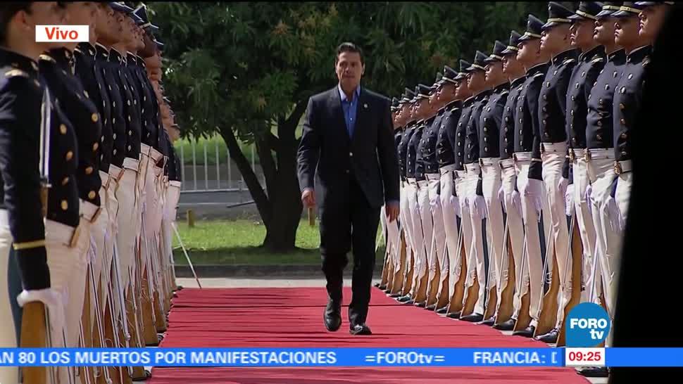 presidente, Enrique Peña Nieto, Asamblea Plenaria, Alianza del Pacífico, XII Cumbre