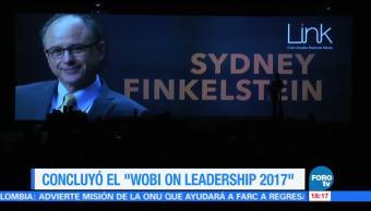 noticias, forotv, Concluye, WOB, Leadership 2017, liderazgo