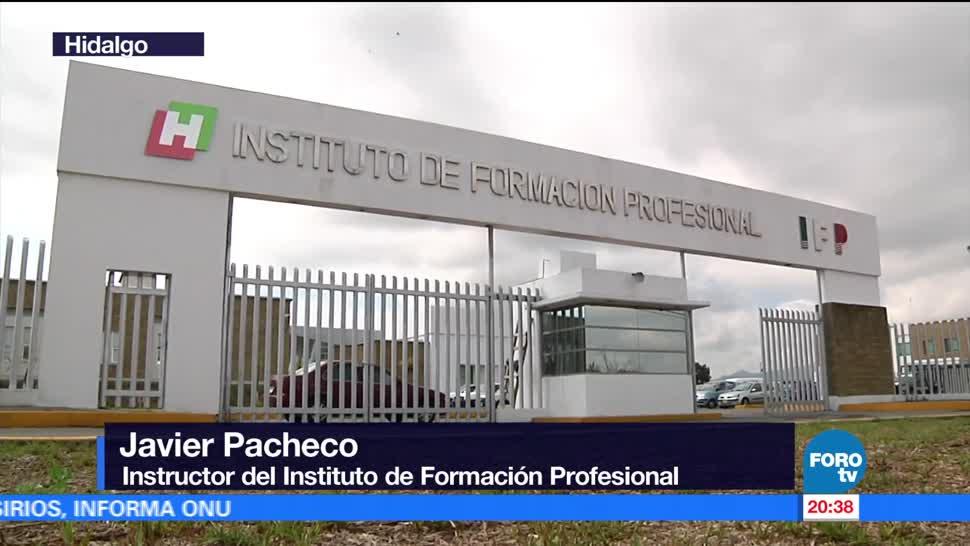 Cadetes, entrenan, simulador virtual, Hidalgo
