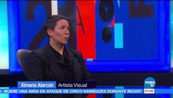 Ximena Alarcón, Fragmentos de lo que realmente somos, Julio Patán, trayectoria