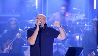 cantante, phil collins, concierto, música, Jimmy Fallon