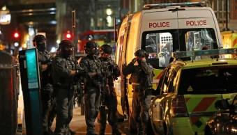Fuerzas especiales, Puente de Londres, terrorismo, terroristas