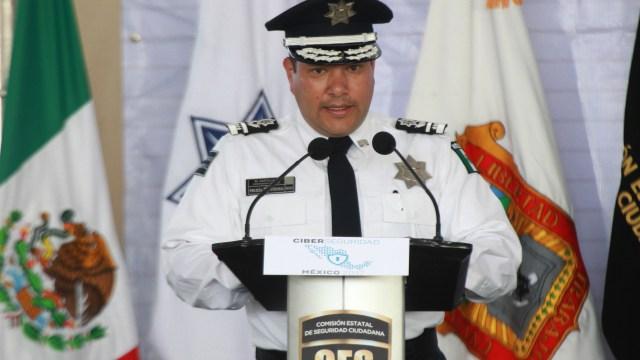 Manelich Castilla Craviotto, comisionado general de la PF