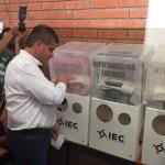 Miguel Riquelme, Prep, Coahuila, Candidato del pri,