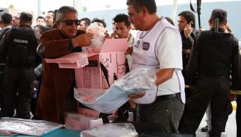 Casillas, urnas, Estado de México, Edomex, elecciones estado de mexico,