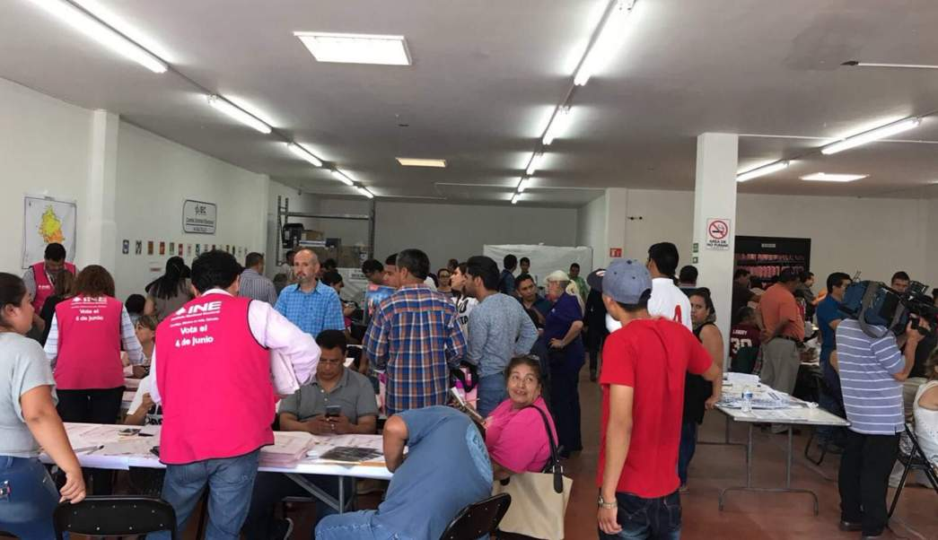 Computo de actas, Eleccion, Gobrnador, Coahuila, Eleccion en coahuila
