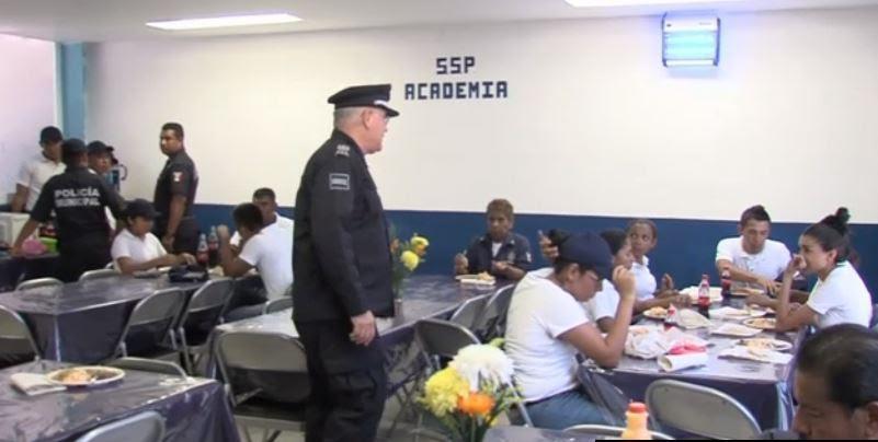 acapulco formara nueva generacion de policias con nueva academia