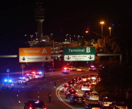 Aeropuerto Internacional de Orlando, Florida