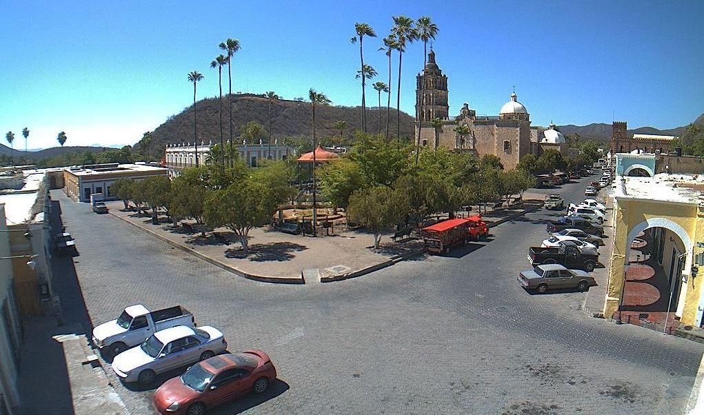 Álamos, Sonora, alberga a una comunidad de jubilados norteamericanos. (Twitter @webcamsdemexico)