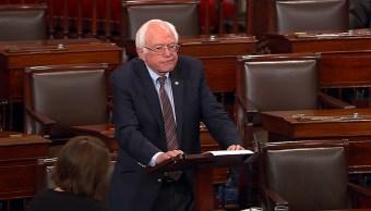 senador democrata, Bernie Sanders, capitolio, tiroteo, virginia