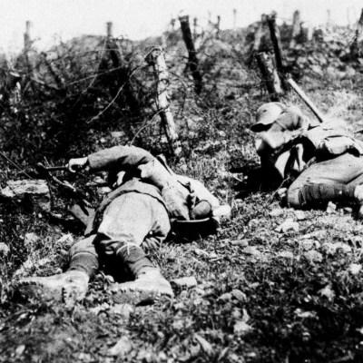 ¿Por qué ya no hablamos de la Primera Guerra Mundial?