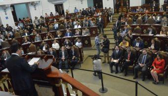 Asamblea legislativa, Ciudad de México, Procuraduria general de justicia, Seguridad publica, Noticias, Noticieros