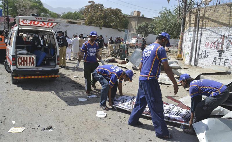 Pakistán, Quetta, atentado, coche bomba, suicida, seguridad