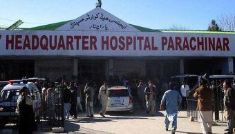 Doble Atentado en Pakistan, Atentado En Parachinar, Atentados Terroristas En Pakistan, Explosion, Areas Tribales