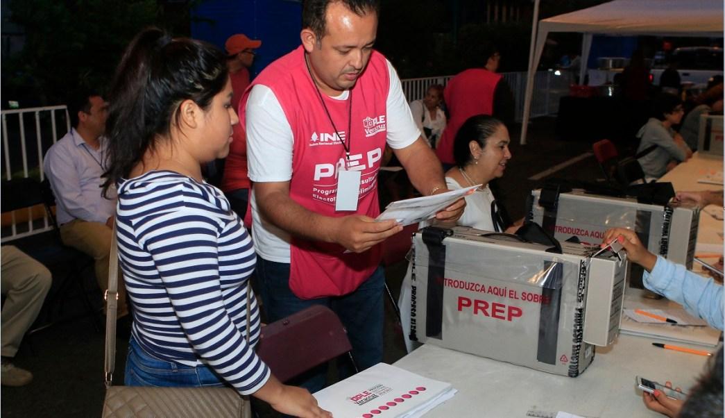 Ine participa en elecciones de veracruz