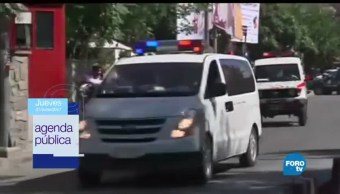 Gobierno Federal, delitos, alto impacto, México