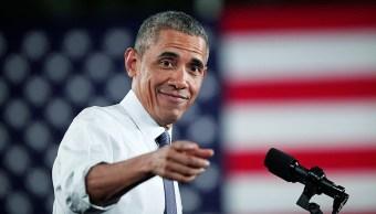 Barack Obama, calle, honor, Los Ángeles, expresidente, Facebook