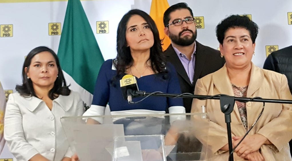 Prd, Alianza, Izquierdas, Barrales, Alianza de las izquierdas, Alianza electoral