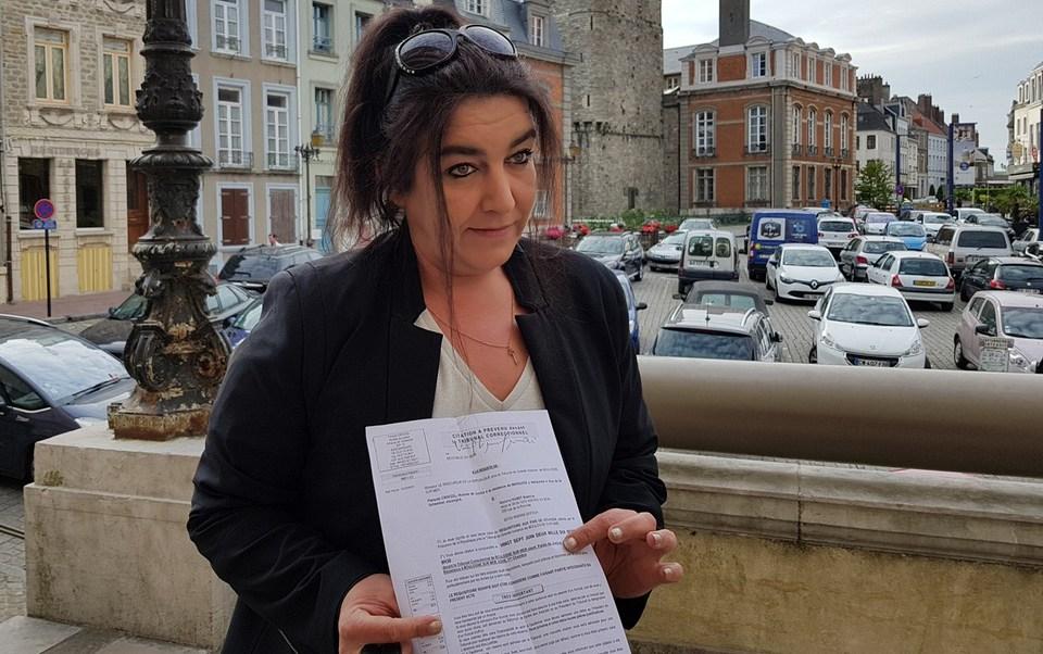 Beatrice Hupert, francesa condenada a prisión por ayudar a migrante iraní
