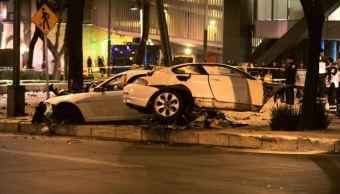 peritos se presentan testigos caso accidente bmw reforma