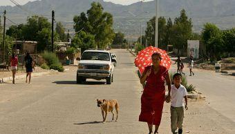 Calor, altas temperaturas, Ciudad Juárez, Alerta Naranja, Chihuahua