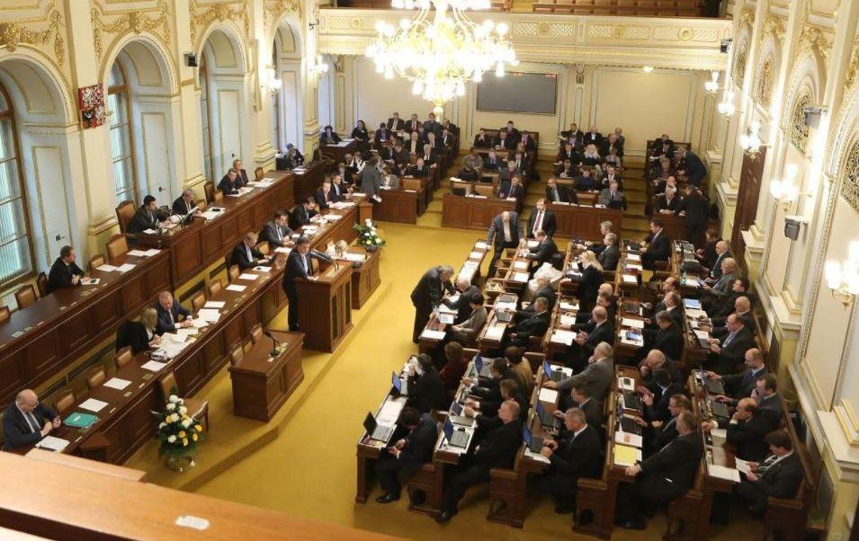 Cámara baja, Parlamento de la República Checa, Praga, enmienda constitucional, senado