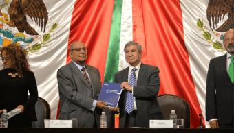 Juan Manuel Portal, ASF, Auditoria superior federacion, Cuenta publica