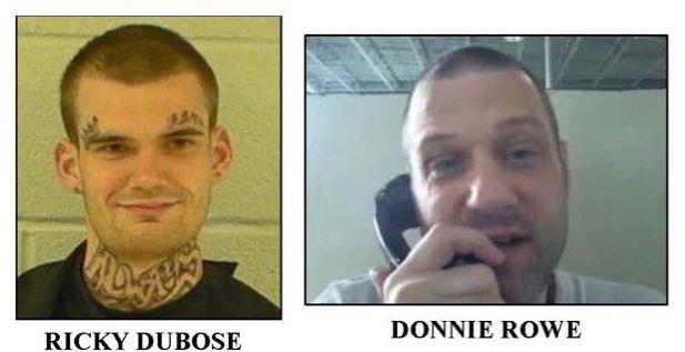 Recapturan en EEUU a dos presos que mataron a guardias para escapar