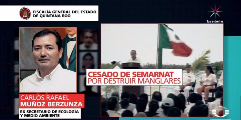 Carlos Rafael Muñoz, investigado por la Fiscalía de Quintana Roo