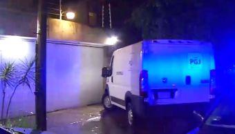La zona fue asegurada por la Policía (FOROtv)