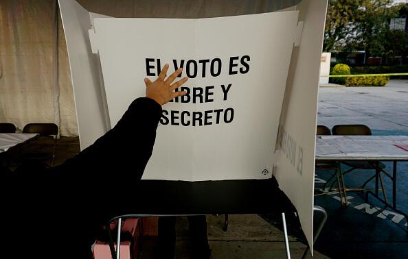 Casilla electoral, Decisión 2017, Elecciones, INE, Elecciones en estados,