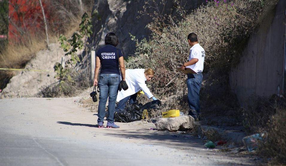 Guerrero, Chilpancingo, Asesinatos, Fiscalía, Seis cuerpos, Crimen chilpancingo