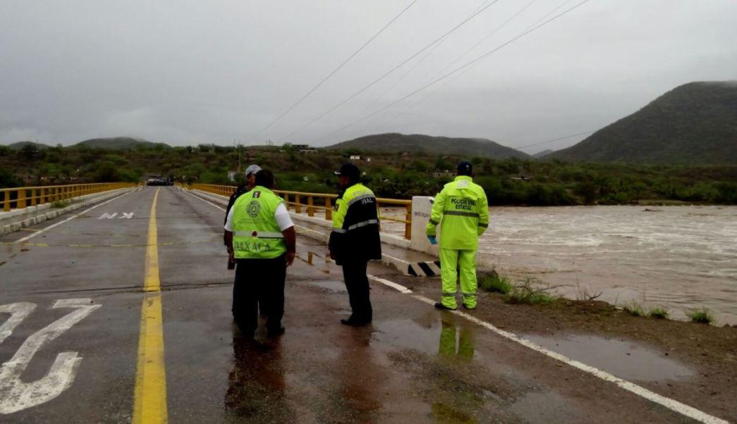Puente de Tequisistlán, daño estructural, Tormenta Tropical, Beatriz