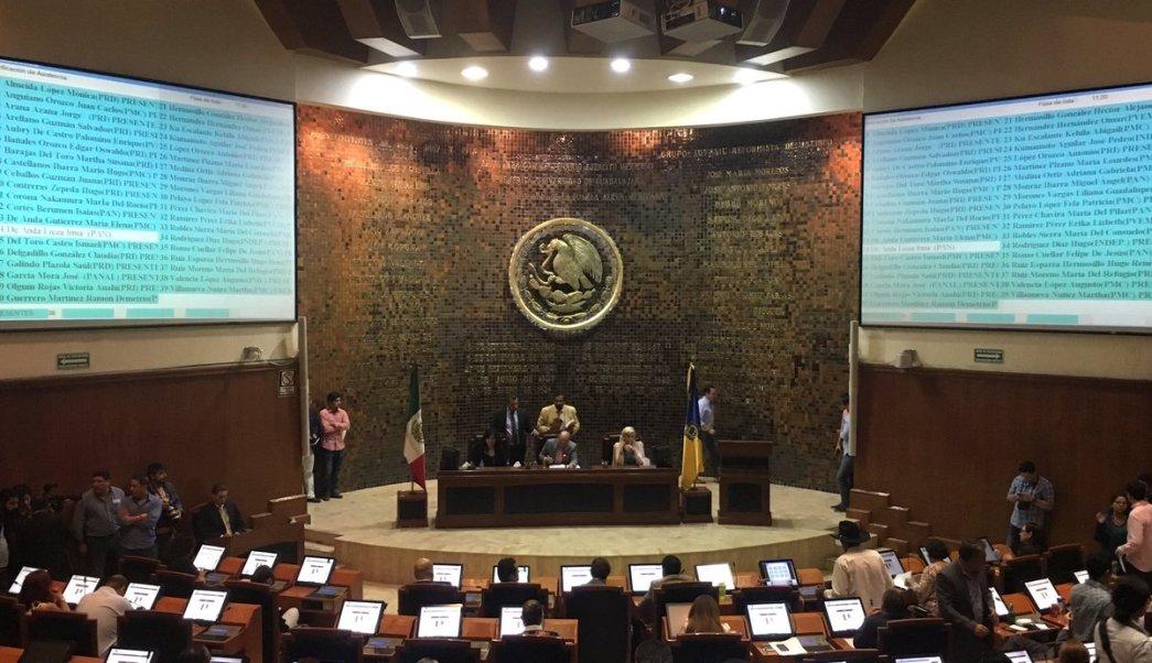 #SinVotoNoHayDinero, Pedro Kumamoto, Congreso de Jalisco, iniciativa, partidos políticos, política
