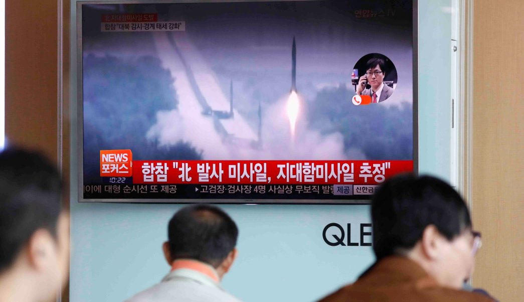 Norcorea, misiles, armas, lanzamientos, guerra, seguridad,