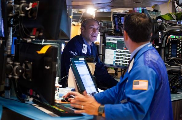 Wall Street, Google, multa, Dow Jones, economía, Estados Unidos