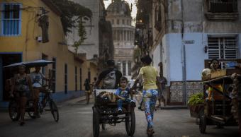 Cubanos en la capital de la isla, La Habana