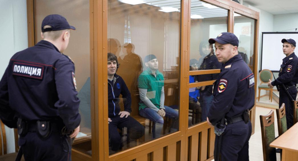 Culpables del asesinato de Boris Nemtsov