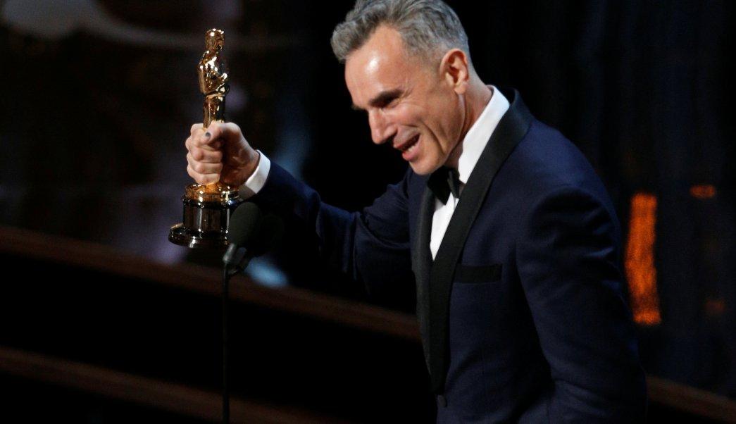 Premio Oscar, retiro, actuación, Daniel, Hollywood, cine,