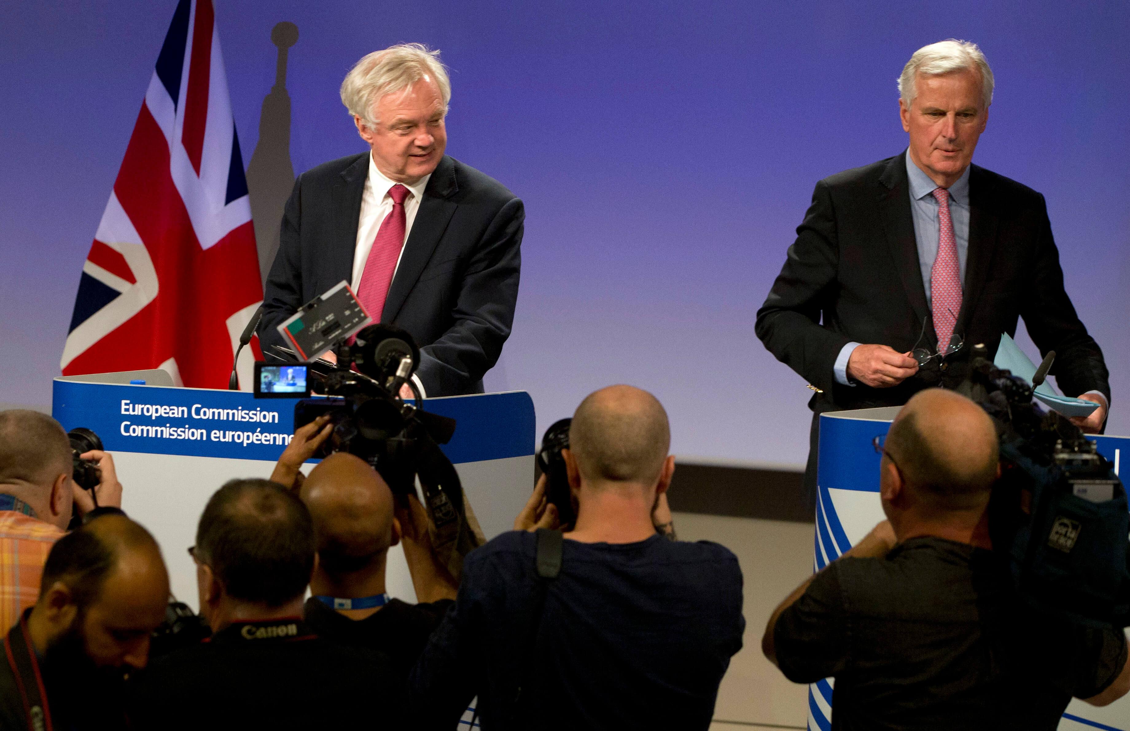 May presentará en Bruselas propuesta para los ciudadanos de la UE
