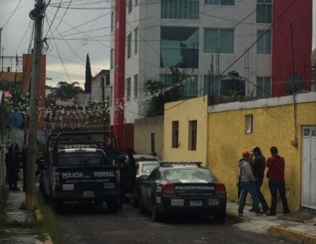 Detienen, Puebla, Homicidas, Pf, Homicidas de policias federales,