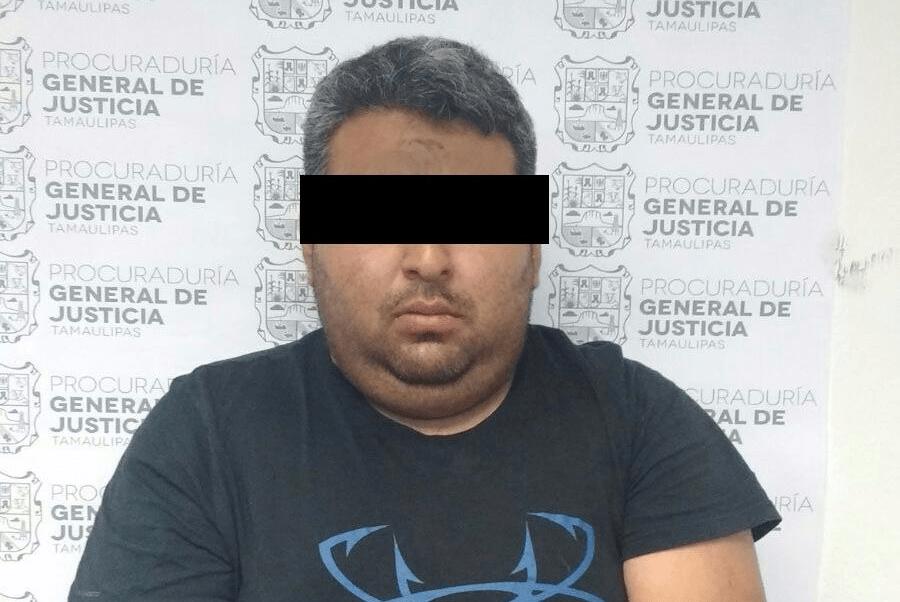 Detienen en Tamaulipas presunto líder de una organización delictiva